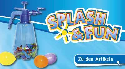 Splash & Fun Artikel
