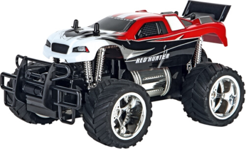 RC Red Hunter x, Full Function, inklusive Controller und Batterien
