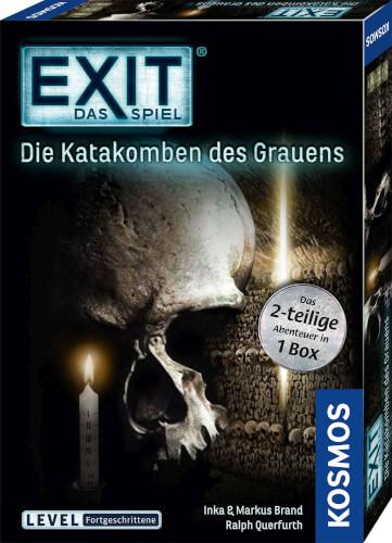 Kosmos EXIT - Die Katakomben des Grauens