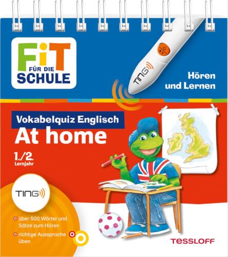 Fit Für Die Schule Ting Vokabelquiz English At Home 26549 Jetzt