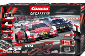 CARRERA GO!!! PLUS - DTM Speed Record
