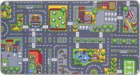City Spielteppich 80 x 150 cm