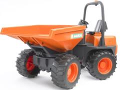 Bruder 02449 AUSA Minidumper, ab 3-8 Jahren, Maße: 26,7 x 12,4 x 17 cm, Kunststoff