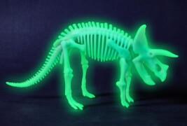 HABA Terra Kids Glow-in-the-dark-Triceratops
