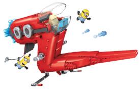 Mattel Mega Bloks Minions Movie Large Playset