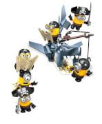 Mattel Mega Bloks Minions Movie Themenpacks