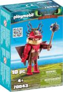 Playmobil 70043 Rotzbakke im Fluganzug