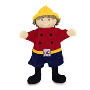 Sterntaler Handpuppe Feuerwehrmann