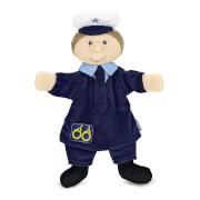Sterntaler Handpuppe Polizist