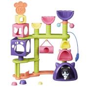 Hasbro E2127EU4 Littlest Pet Shop Katzen-Spielparadies