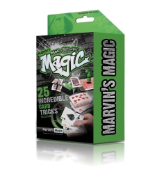 Marvin's Magic Unglaubliche Kartentricks