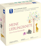 Feuchtmann Meine Lieblingsknete - 4 x 150 gr. (gelb, rot, blau, grün)