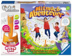 Ravensburger 00044 tiptoi® active Set Mitmach-Abenteuer