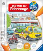 Ravensburger 006229  tiptoi® - Die Welt der Fahrzeuge