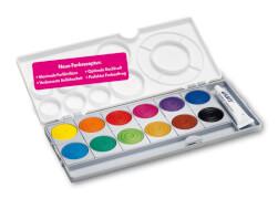 Lamy 1222000 Deckfarbkasten aquaplus 12 Farben mit Deckweiß