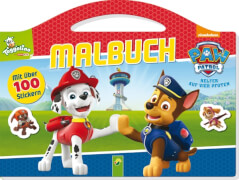 Paw Patrol Malbuch