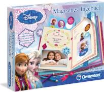 Clementoni Disney Frozen - Die Eiskönigin Magisches Tagebuch