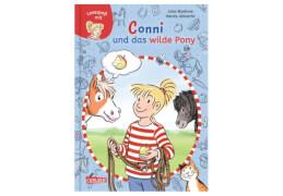 Lesespaß mit Conni: Conni und das wilde Pony