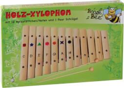 Boogie Bee Holz Xylophon 12 Noten