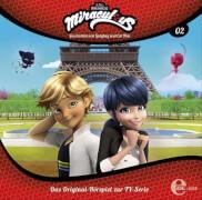 Miraculous - Folge 2: Der Pharao / Lady WiFi (CD)