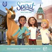 CD Spirit 3: Pferd für Turo