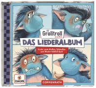 CD Grolltroll: Liederalbum