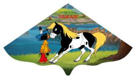 Yakari Kinderdrachen ca. 115 x 63 cm