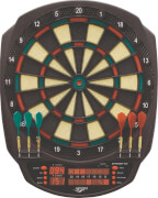 CARROMCO ELEKTRONIK DARTBOARD STRIKER-401, MIT ADAPTER, 3-LOCH ABSTAND