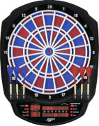 CARROMCO ELEKTRONIK DARTBOARD STRIKER-401, MIT ADAPTER, 2-LOCH ABSTAND