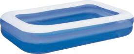 Family Pool blau ca. 262 x 175 x 51 cm