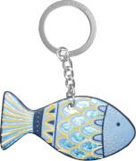 Schlüsselanhänger Kleiner Segensfisch