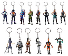 Fortnite 3D Figuren als Schlüsselanhänger