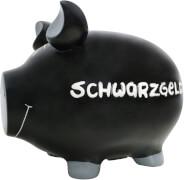 Sparschwein ''Schwarzgeld'' - Monsterschwein von KCG - Höhe ca. 25 cm