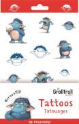 Tattoos Grolltroll