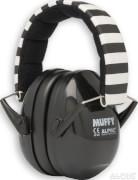 Kinder Gehörschutz Muffy schwarz