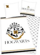 Harry Potter Bettwäsche mit Golddruck
