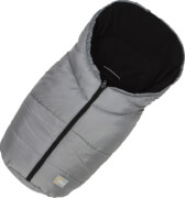 Fillikid Winterfußsack Eco Small für Gr. 0, Polyester, grau