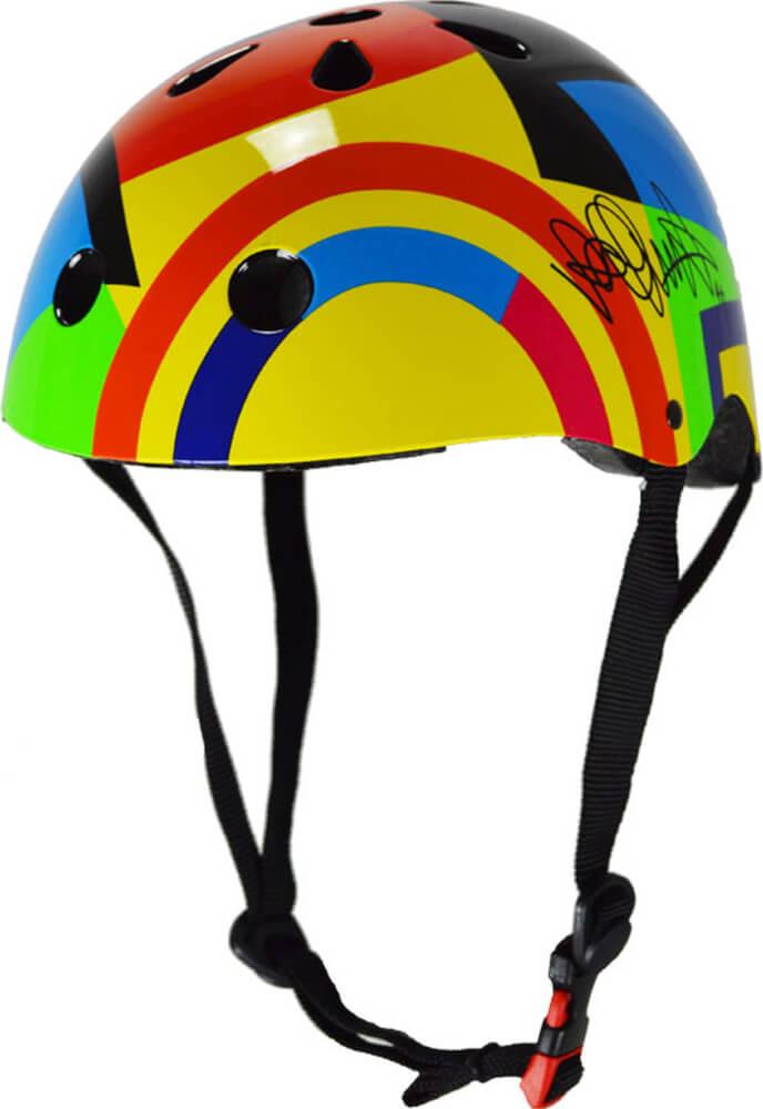 Kiddimoto Fahrrad Helm Valentino Rossi Vr46 2 5 Jahre Kmhvr46s